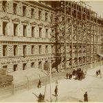 Arturo Cuzzi, Piazza delle poste : 3 aprile 1893 F10773