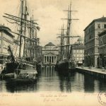 11b. Canal Grande e S. Antonio [post 1897] Dresda : Rommler & Jonas F130