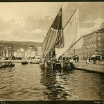 21. Riva Mandracchio, [1912-1913] Trieste : Giuseppe Stokel &Debarba F9712