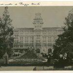 24c. Giardinetto della Piazza Unità, [1905] F 12203
