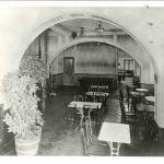 24g. Caffè nazionale in Piazza Grande, [1900-1905] F48185-48187