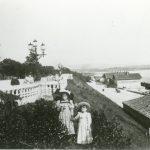 28. Passeggio Sant'Andrea e vecchia stazione ferroviaria, [1897] F39864