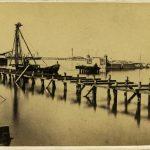 41. Costruzione di un pontile e Bagno d'Angeli, [1900] F1082