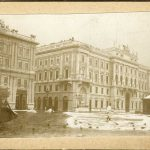 50. Piazza grande con la neve , [1911] F16453, F16454, F21996