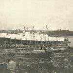 7h. Alois Beer, Stapellauf S. M. S. Babenberg : Trieste 4 ottobre 1902 F25607
