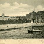 8. Municipio e Lloyd, 1899 Dresda : Rommler & Jonas F123