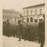Volontari Cecoslovacchi arruolatisi contro l'Austria. Bologna 5 giugno 1918