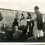 Tomba Zanetti: celebrazione messa