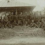 Schuetzen n. 5 Musik a Vulturul nel 1917