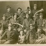 Marschmusik des k.k. LIR 5 in abiti civili
