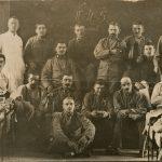 Giovanni Vouk al Reserve-Spital di Lubiana
