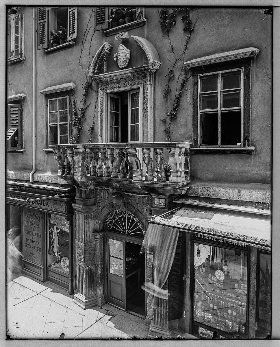 Mino Zanutto, Palazzo Leo, 1907 circa F247545
