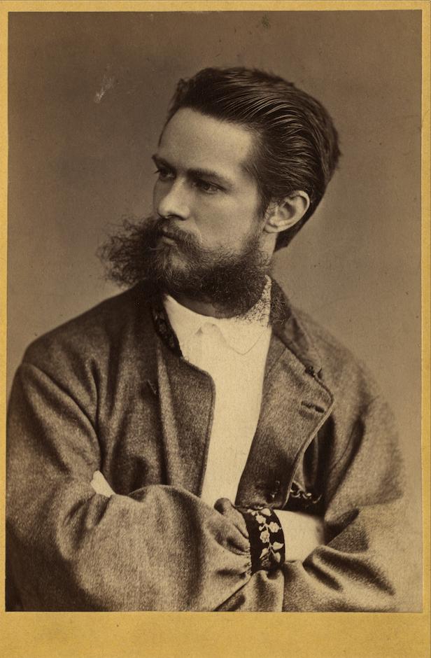 Guglielmo Sebastianutti, Francesco Benque, 1868, dono Radicich