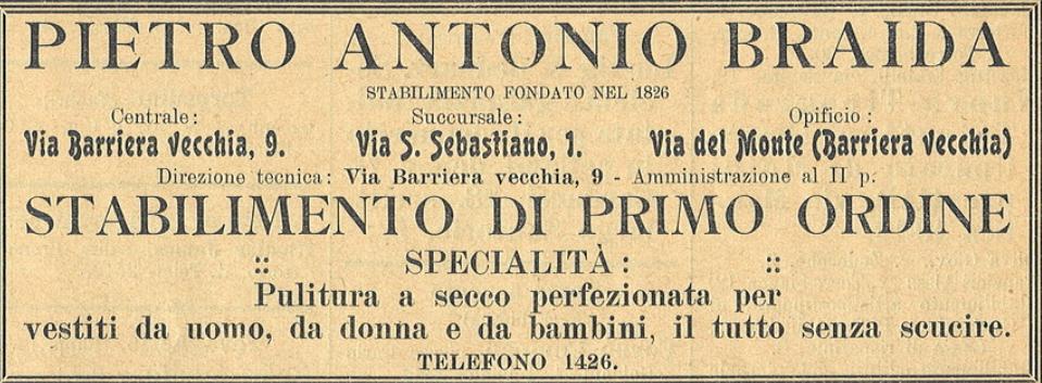 Guida generale di Trieste, 1907
