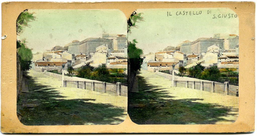 CMSA F8704 Il Castello di San Giusto