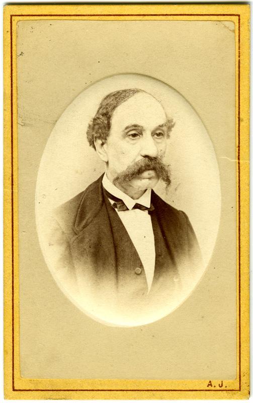 cMSa_F_199017 - Antonio Jellasca, Ritratto d'uomo con folti baffi